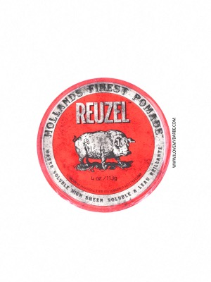 CIRE CHEVEUX REUZEL - RED PIG - 113GR