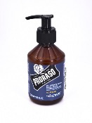 PRORASO SHAMPOOING BARBE AZUR LIME - 200ML